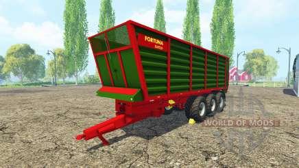 Fortuna SW52K para Farming Simulator 2015