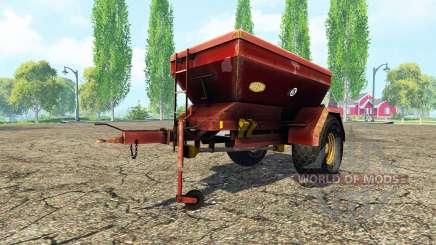 Bredal K85 v2.0 para Farming Simulator 2015