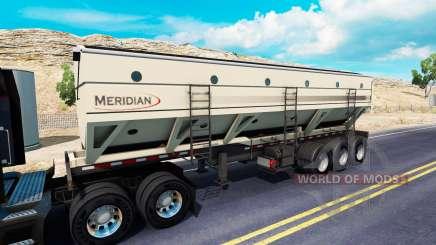 Una colección de trailers de v1.3.1 para American Truck Simulator