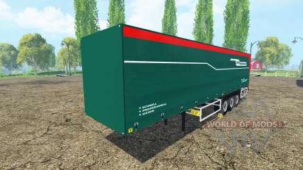 Schmitz Cargobull LKW Transport para Farming Simulator 2015