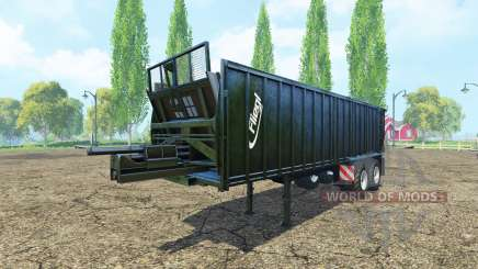 Fliegl ASS 298 wood para Farming Simulator 2015