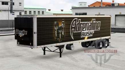 Pieles de bebidas en el remolque para American Truck Simulator