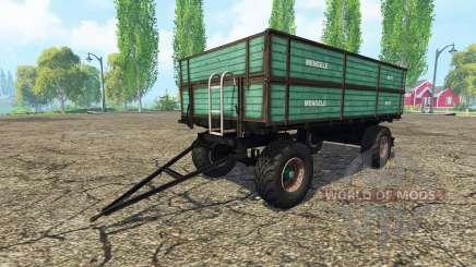 Mengele DR 57 para Farming Simulator 2015