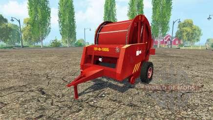 PRF 180 rojo para Farming Simulator 2015
