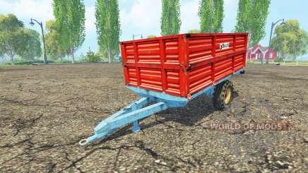 Bicchi BRT 550 v2.0 para Farming Simulator 2015
