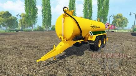 Veenhuis VTW 25000 para Farming Simulator 2015