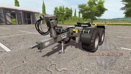 Krampe Dolly 20L para Farming Simulator 2017