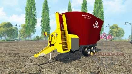 Feraboli Overmix 2TH 21 para Farming Simulator 2015