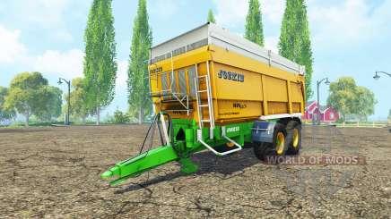 JOSKIN Trans-Space 7000-23 v2.1 para Farming Simulator 2015