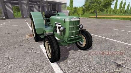 Buhrer RP 21 para Farming Simulator 2017