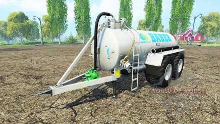 Bauer V155 para Farming Simulator 2015