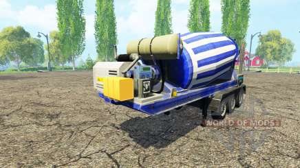Concrete mixer para Farming Simulator 2015