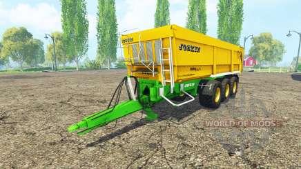 JOSKIN Trans-Space 8000-23 v2.0 para Farming Simulator 2015