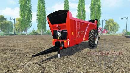 Gilibert Helios 15 para Farming Simulator 2015