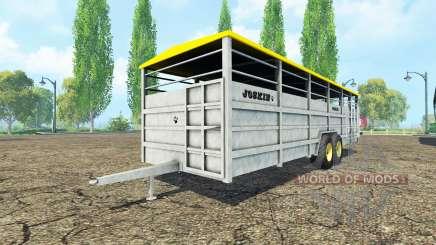 JOSKIN Betimax RDS 7500 v3.8.1 para Farming Simulator 2015