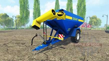 ZDT Gigant para Farming Simulator 2015