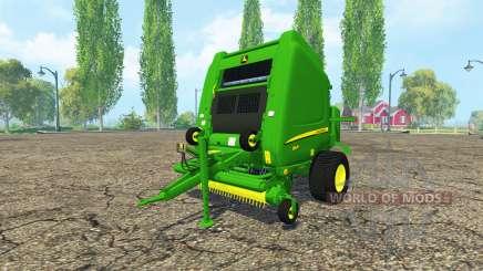 John Deere 864 Premium para Farming Simulator 2015