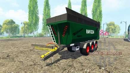 Ravizza Millenium 7200 v2.0 para Farming Simulator 2015