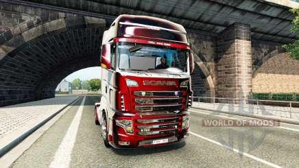 Scania R700 v3.0 para Euro Truck Simulator 2
