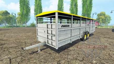 JOSKIN Betimax RDS 7500 v3.9 para Farming Simulator 2015