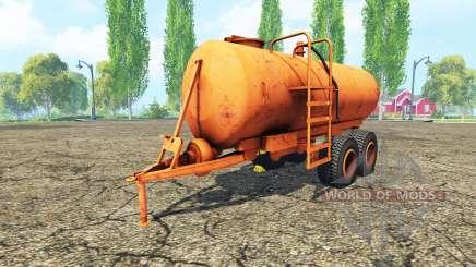 Mzht 10 para Farming Simulator 2015