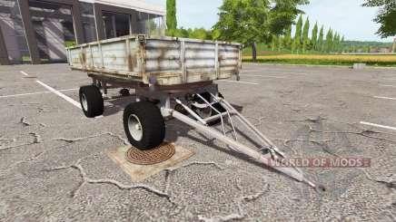 Autosan D47 para Farming Simulator 2017