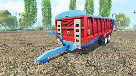 Marshall QM-16 plus para Farming Simulator 2015