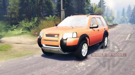Land Rover Freelander para Spin Tires