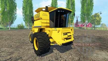 New Holland TR99 v1.4.2 para Farming Simulator 2015