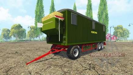 Fortuna AT v1.5 para Farming Simulator 2015