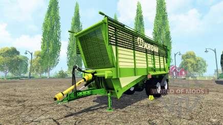 Krone TX 460 D v2.0 para Farming Simulator 2015