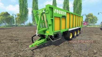JOSKIN Drakkar 3-axis nogloss para Farming Simulator 2015