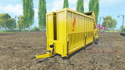 Fliegl Overload Station v1.2 para Farming Simulator 2015