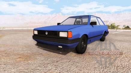 Volkswagen Fox 1989 v0.9 para BeamNG Drive