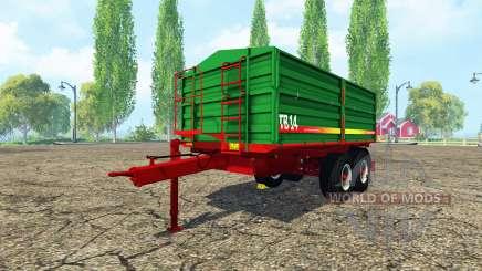METALTECH TB 14 para Farming Simulator 2015