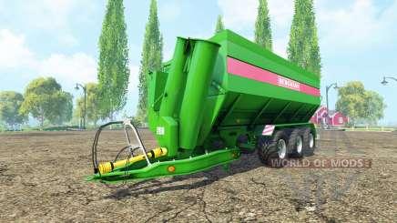 BERGMANN GTW 430 v2.0 para Farming Simulator 2015
