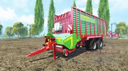 Strautmann Tera-Vitesse CFS 4601 DO v2.1 para Farming Simulator 2015