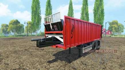 Fliegl ASS 298 v1.3 para Farming Simulator 2015