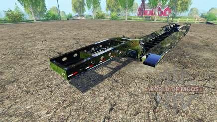 Magnitude lowboy para Farming Simulator 2015