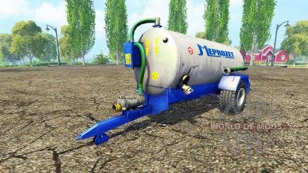 Meprozet Koscian PN 90-6 para Farming Simulator 2015