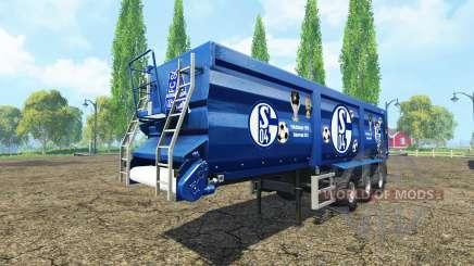 Krampe SB 30-60 FC Schalke 04 para Farming Simulator 2015