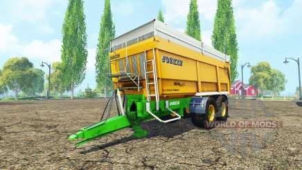 JOSKIN Trans-Space 7000-23 v2.0 para Farming Simulator 2015