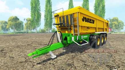 JOSKIN Trans-Space 8000-23 v4.0 para Farming Simulator 2015