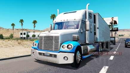 El camión de recolección de tráfico v1.4.2 para American Truck Simulator