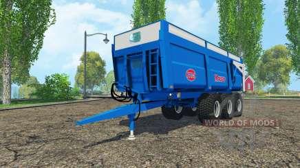 Maupu Evo 24000 para Farming Simulator 2015