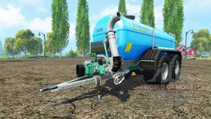 Zunhammer SKE water and milk para Farming Simulator 2015