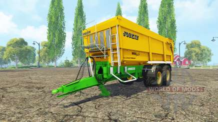 JOSKIN Trans-Space 7000-23 v3.0 para Farming Simulator 2015