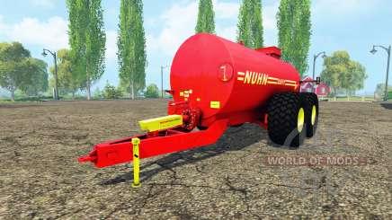 Nuhn Mugnum 5000 para Farming Simulator 2015