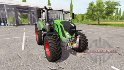 Fendt 822 Vario para Farming Simulator 2017