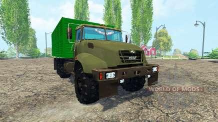 El KrAZ B18.1 para Farming Simulator 2015